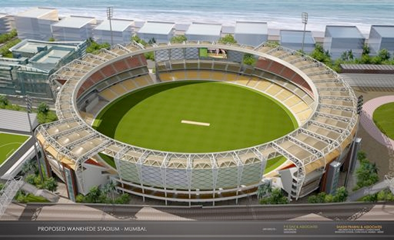 international stadium in india pdf
